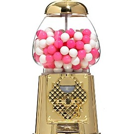 JUICY COUTURE - Luxe Gum Ball Machine