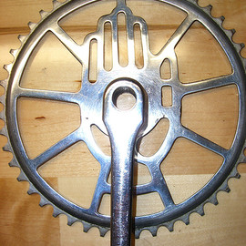 raleigh - rudge crank