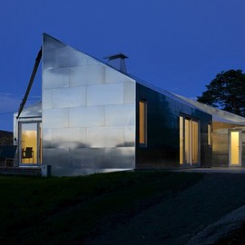 JVA - The Aluminum Cabin, Norway
