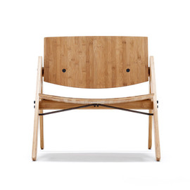 Komplett Lounge Chair by We Do Wood - Komplett Lounge Chair