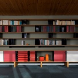 Charlotte Perriand - Bookshelve, Unique Piece
