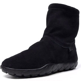 NIKE - Air Chukka Moc Ultra - Black/Black