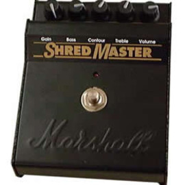 Marshall - SHRED MASTER