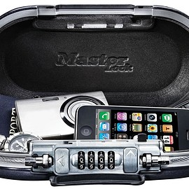 Master Lock - 5900D Portable Personal Safe