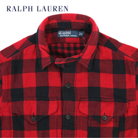 Ralph Lauren - Buffalo check shirts