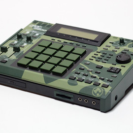 AKAI professional - Distinct Life x USUAL Custom Akai MPC 2500