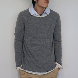 commono reproducts - Crew knit