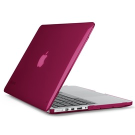 "Speck - 13"" SmartShell Case for MacBook Pro with Retina Display (Cabernet Red)"
