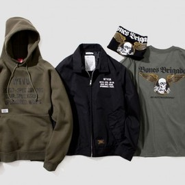 WTAPS - WTAPS-Bones-Brigade-Collection