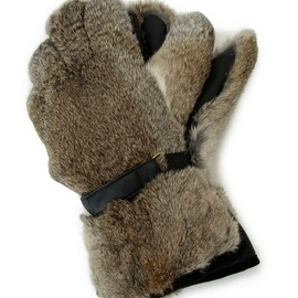 CHARI & CO NYC - FUR GLOVE