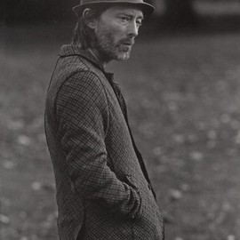 UNDERCOVER - Thom Yorke in Undercover for HUGE Magazine アップロード HighSnobiety