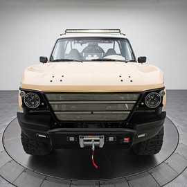 "RK Motors - 1991 Ford Bronco ""Project Fearless"""