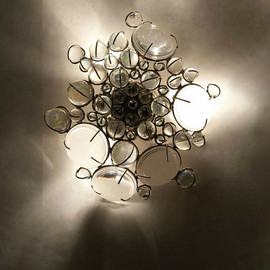 Mark Brazier-Jones - Floret Wall Light, 2011