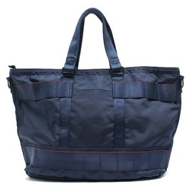 "BEAMS PLUS - BRIEFING×BEAMS PLUS / 別注 AIR FORCE BLUE LINE ""MIL TRAINING TOTE"""