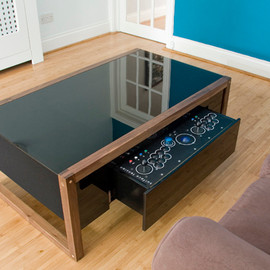 surface tension - Arcane Arcade Game Table