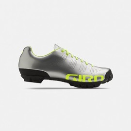 GIRO - Empire VR90 Silver/Highlight Yellow