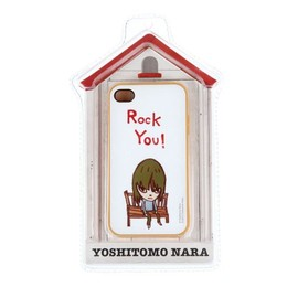 "HOW2WORK, YOSHITOMO NARA - ""Rock You"" iPhone case"