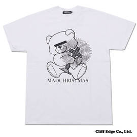 UNDERCOVER - UNDERCOVER(アンダーカバー)MADCHRISTMASBEARTEE(Tシャツ)WHITE200-006331-040x【新品】