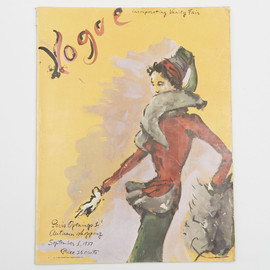 Condé Nast - VOGUE SEPTEMBER1,1937