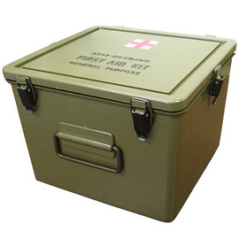 U.S.ARMY - FIRST AID KIT, GENERAL PURPOSE NSN:6545-00-116-1410