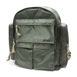HEAD PORTER - DAY PACK|TANKER-OLIVEDRAB
