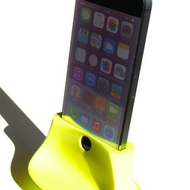syui design - SWING for iPhone 5s (Yellow)