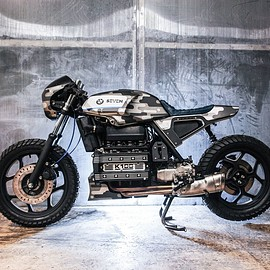 Cardsharper Customs - BMW K100