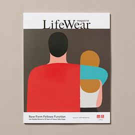 UNIQLO - LifeWear magazine 創刊号