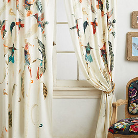 Anthropologie - Nests & Nectar Curtain