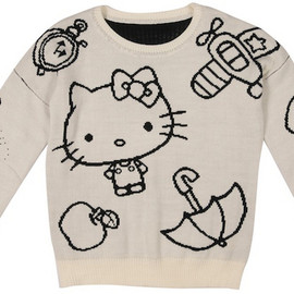 FOREVER 21 - HELLO KITTY nit