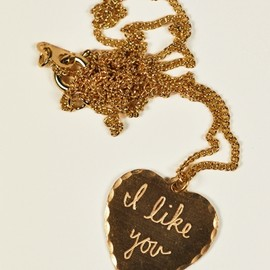In God We Trust - Sweet Nothings Necklace