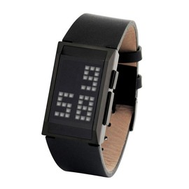 LEXON - LM104NW MAZZ WATCH-BLACK