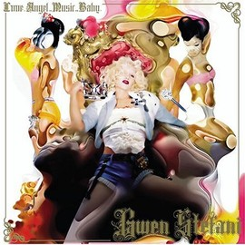GWEN STEFANI - GWEN STEFANI(2LP) LOVE.ANGEL.MUSIC.BABY