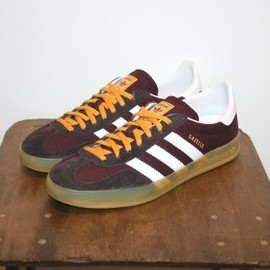 Adidas Originals - Gazelle Indoor Light Maroon