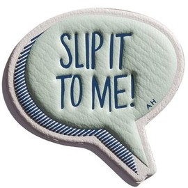 ANYA HINDMARCH, CHAOS FASHION - SLIP IT TO ME! STICKER