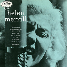 Helen Merrill - Helen Merrill with Clifford Brown