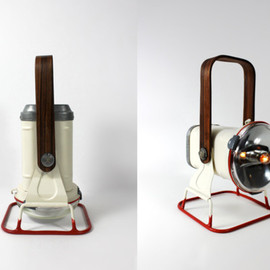 EVRT Studio - Railroad Lantern refurbished by Workerman
