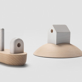 Nordic-Inspired Wooden Toys