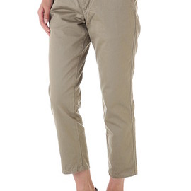 MARGARET HOWELL - NEW BASIC CHINO CLOTH