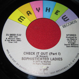 SOPHISTICATED LADIES - CHECK IT OUT