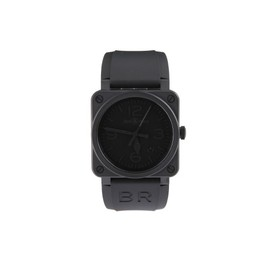 "BELL & ROSS - Montre ""BR 03-92 Phantom Ceramic"