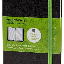 Moleskine - Evernote Smart Notebook by Moleskine