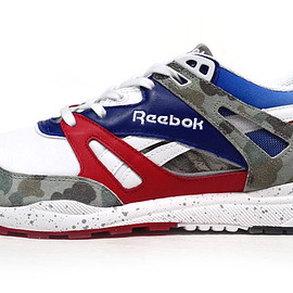 "Reebok - VENTILATOR AFFILIATES ""A BATHING APE® x mita sneakers"""