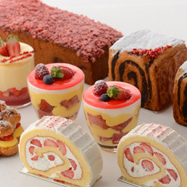 Fiorentina  pastry boutique / Grand Hyatt Tokyo - Strawberry Sweets