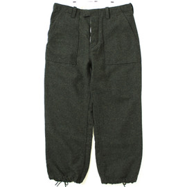 nanamica - Wool Tweed Fatigue Pants