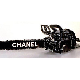Tom Sachs - Chanel Chainsaw
