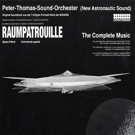 Peter Thomas Sound Orchestra - Space Patrol - RAUMPATROUILLE