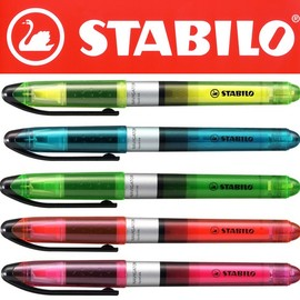 STABILO - Navigator Liquid Ink Highlighter Pens