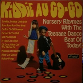 Kiddie Au Go-Go - The Mod Moppets - ALL 892
