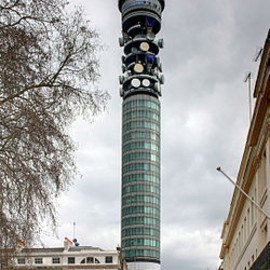 London - BT Tower